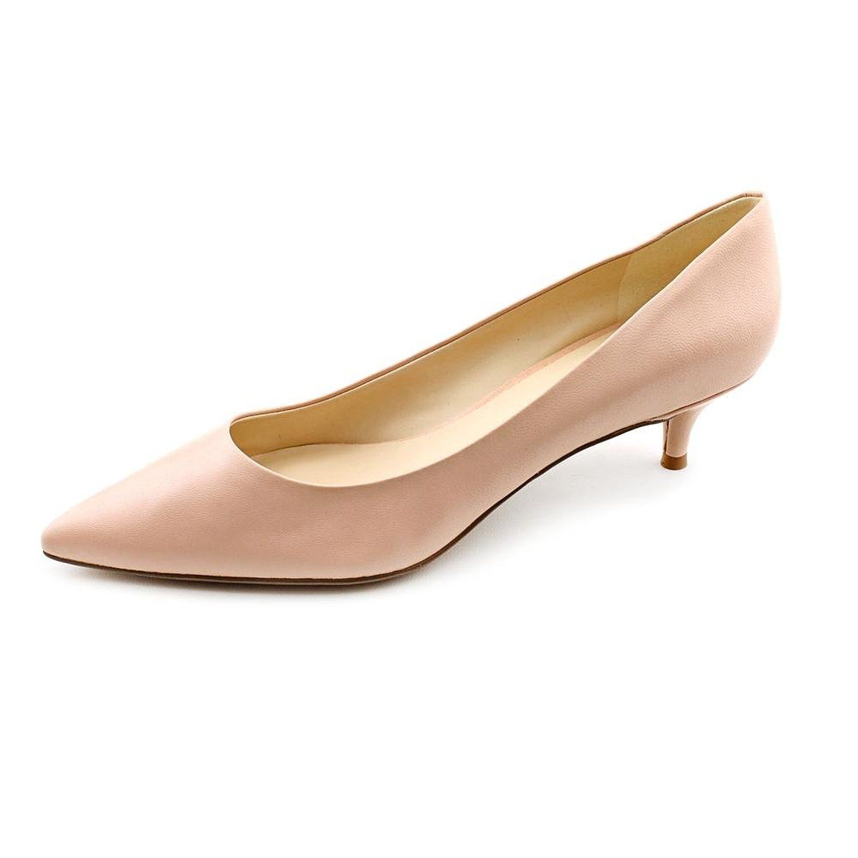 Amazon Com Nine West Women S Illumie Dress Pump Shoes Dress Shoes Womens Heels Blush Shoes