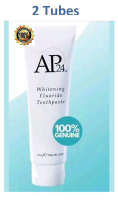 Free Shipping New 110g 100/% Authentic Nu Skin AP24 Whitening Fluoride Toothpaste