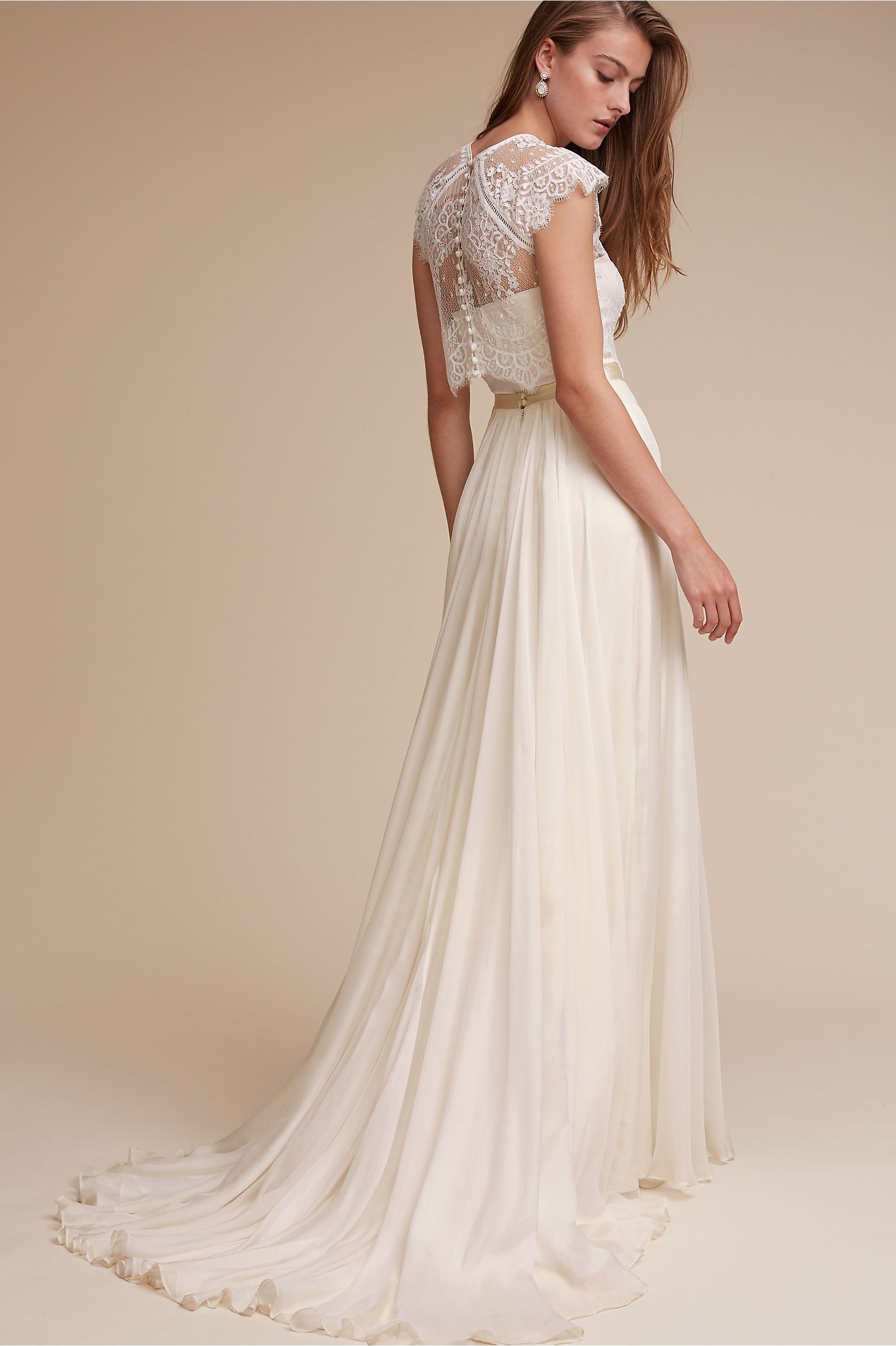 BHLDN Itala Top   Delia Maxi Skirt in Bride Wedding Dresses   BHLDN ... 6c17bbb8993