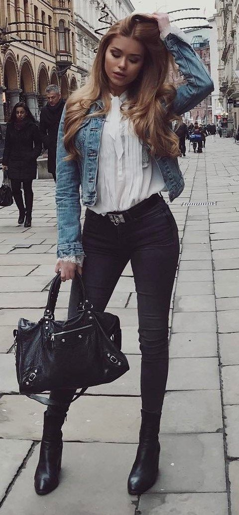 5d68c7fa4d 30 Best Fall Outfit Ideas To Look Perfect This Season
