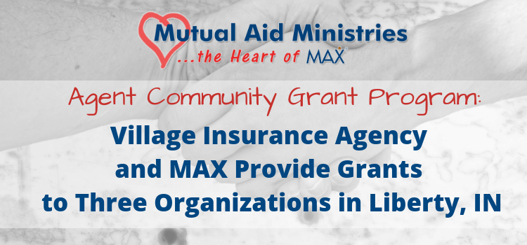 Village Insurance Agency And Max Insurance Provide Grants To Three Organizations In Liberty Welcome To Max Community Grants Insurance Agency School Fund