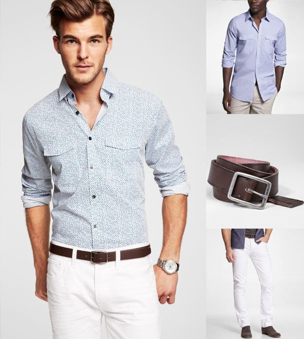 Mens White Jeans Outfits White jeans outfit men white | men's ...