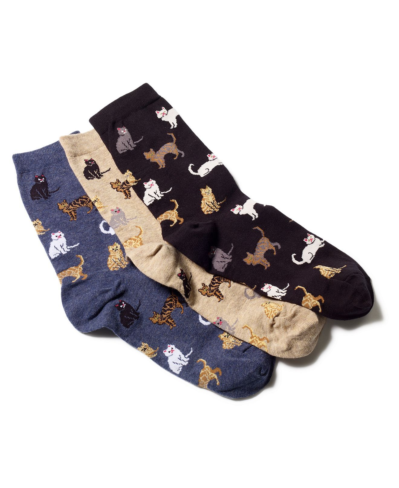 Hot Sox Womenus Cats Trouser Socks  Discover best ideas about