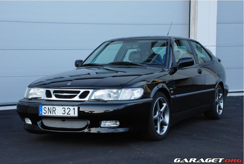 Viggen Saab Black Version