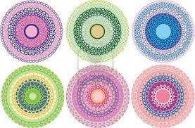 mandalas couleurs