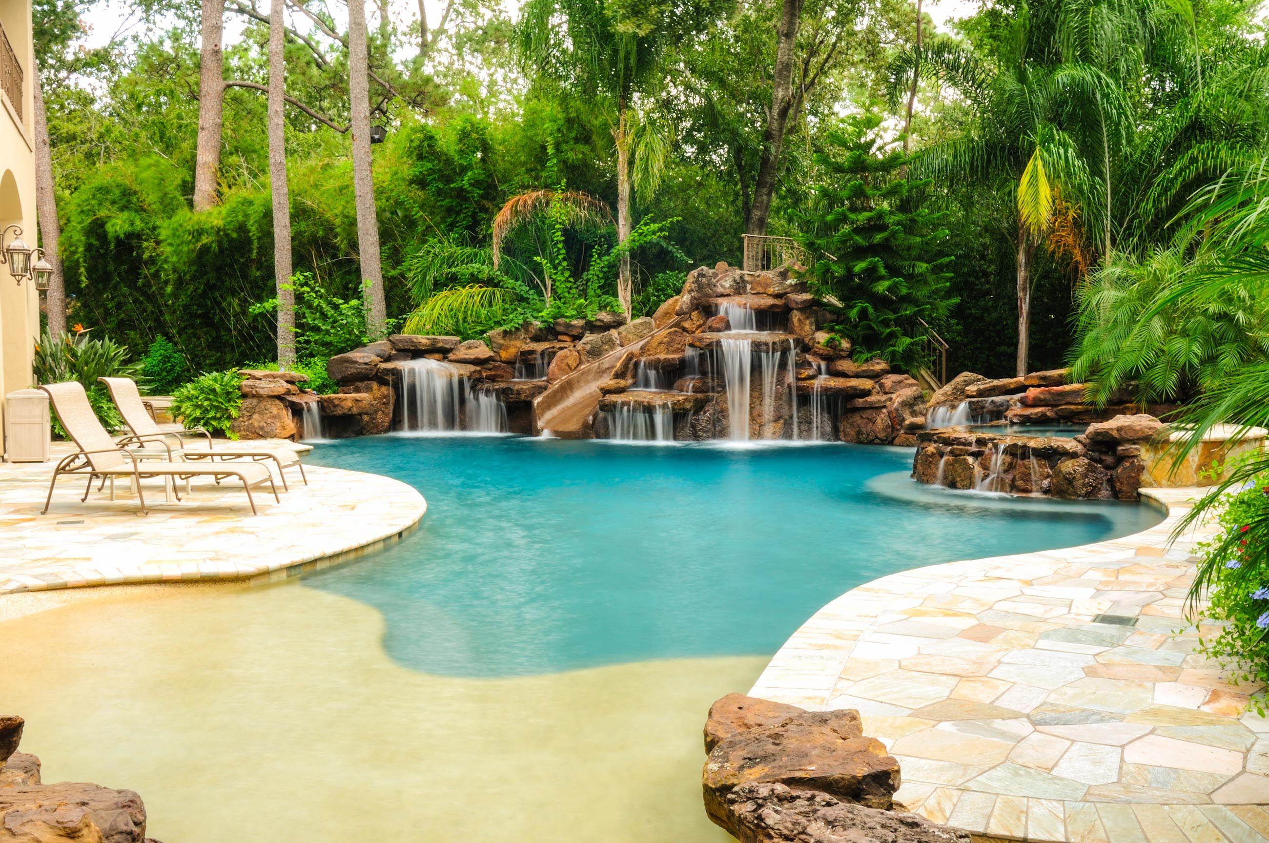 Custom Swimming Pools Priced Between 50k 100k Platinum Pools