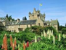 Cawdor-kastély, Felföld, Skócia
