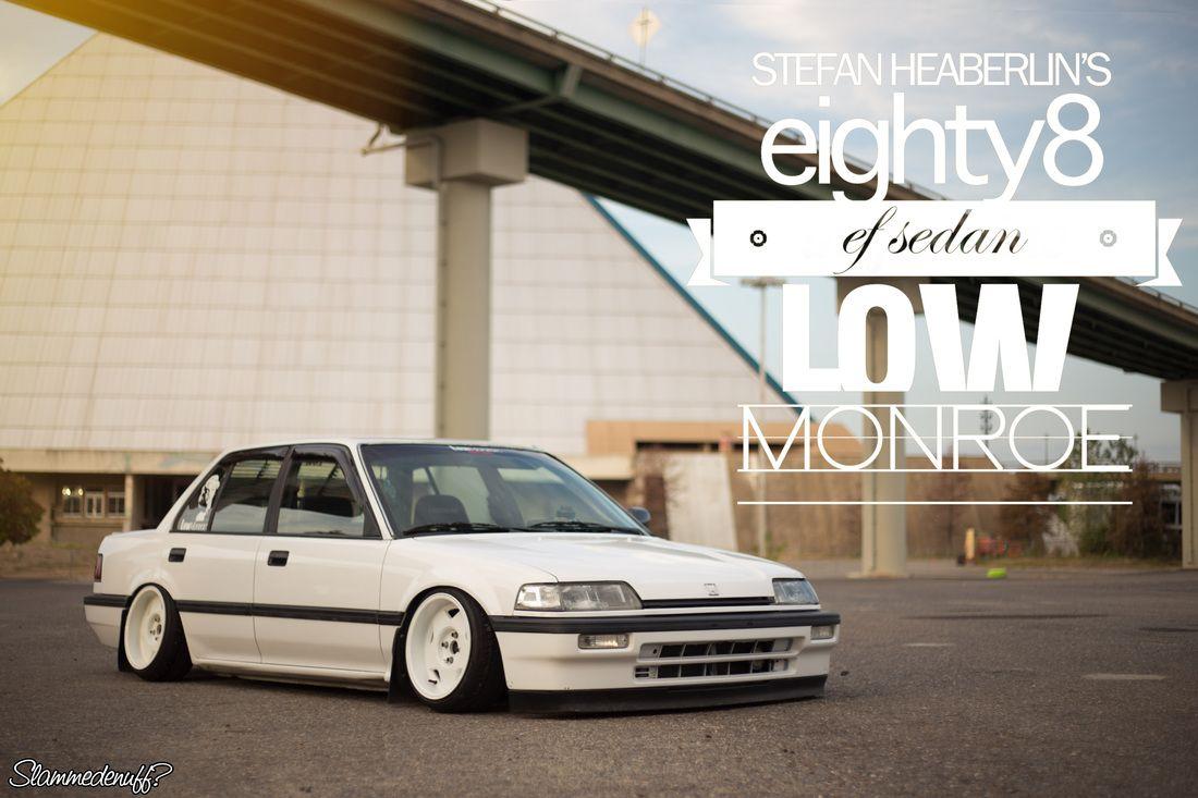 Ef+Civic+Sedan | Stefanu0027s 88 Honda Civic EF Sedan