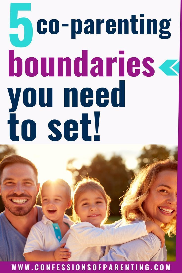 Photo of Co-Parenting Boundaries You Want To Set – Confessions of Parenting- Family Lifestyle