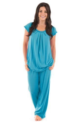 Women s Bamboo Pajama Sleep Set (Bamboo Bliss) Eco-Friendly Gifts 308d00878