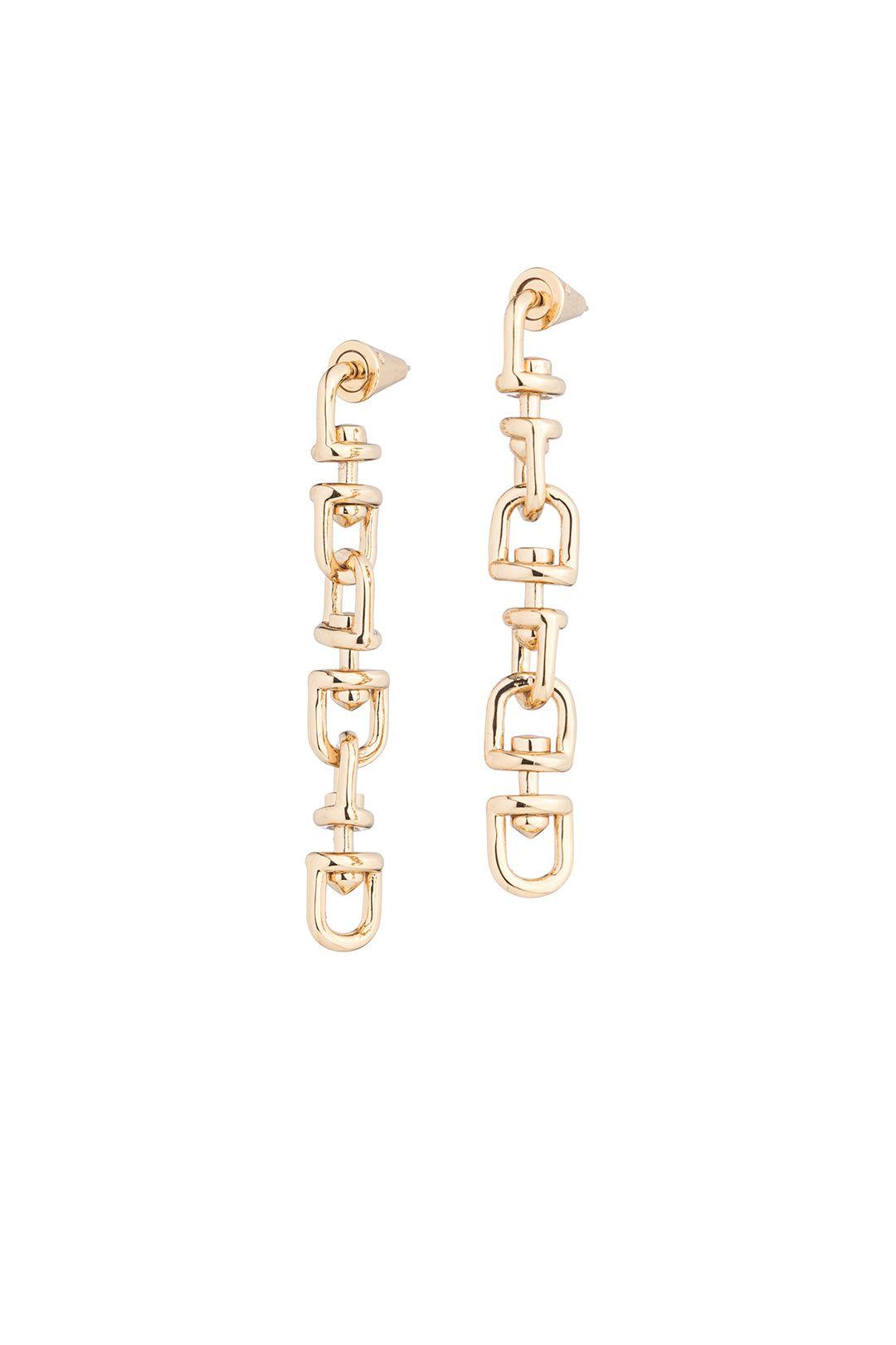 Link Earrings by Eddie Borgo