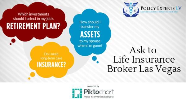 Life Insurance Broker In Las Vegas Life Insurance Broker