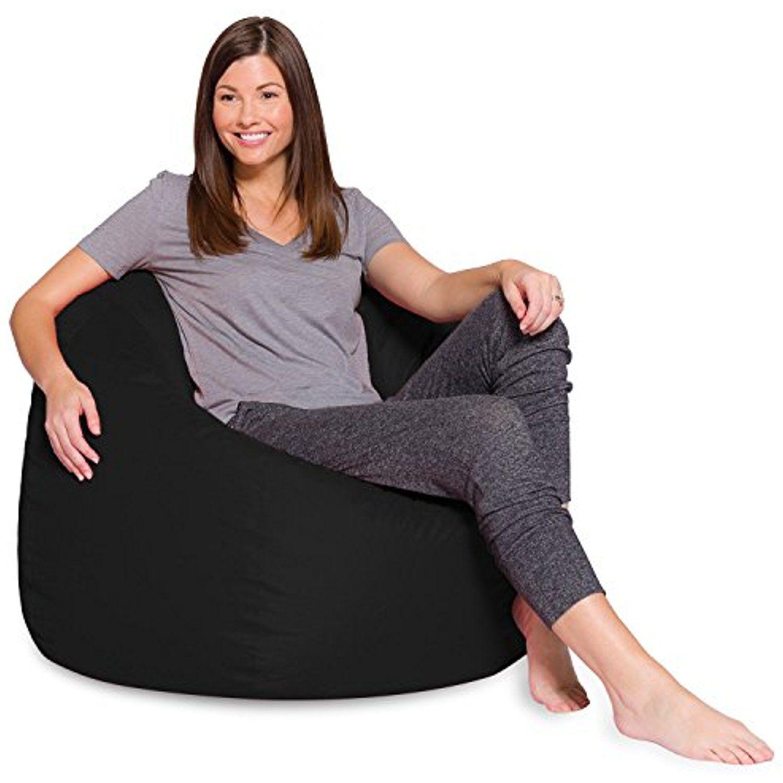 "Posh 35"" Bean Bag for Teens Adults Furniture Bean bag"
