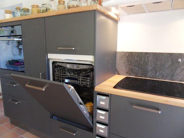 lave-vaisselle en hauteur - recherche google | aménagements ... - Lave Vaisselle En Hauteur Cuisine