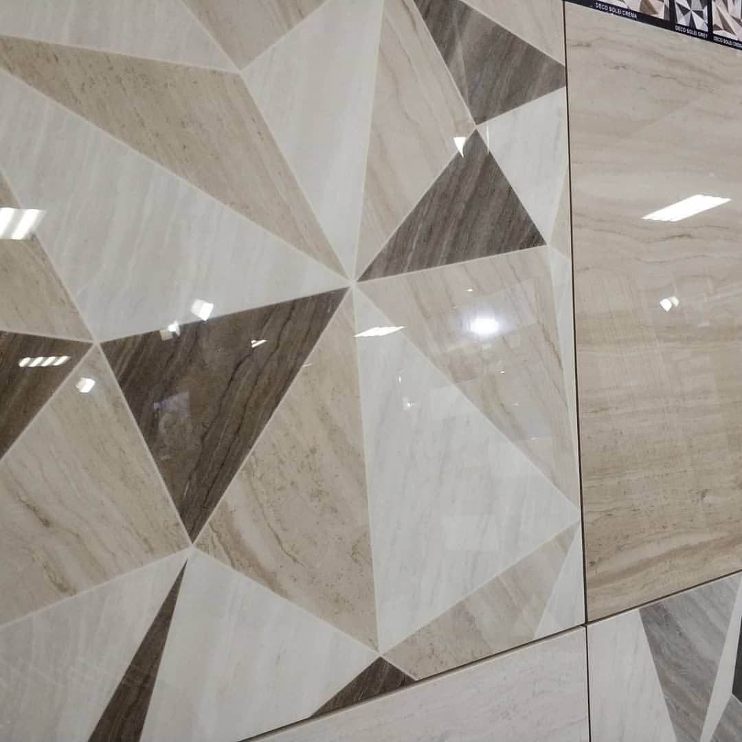 Original Triangular Shapes Are Part From Solei Series Don T Miss Out The Three Dimensional Effect Triangulares