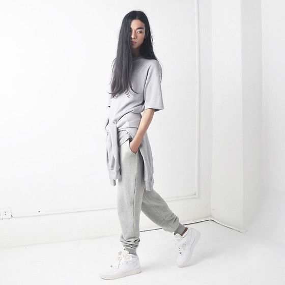 check out 39cf9 17df8 Nike AIr Force 1s  LOOKBOOK