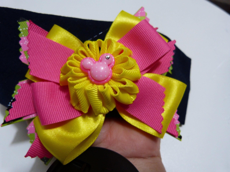 Como hacer una flor para decoracion de accesorios para el - Como hacer adornos para el pelo ...