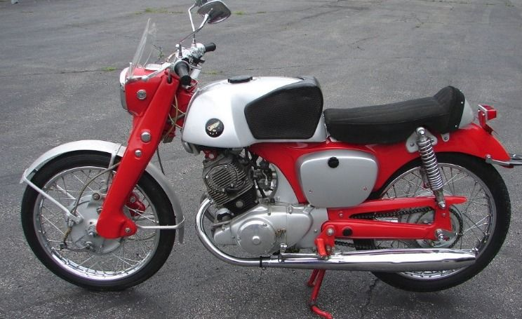 The Five Best Honda Motorcycles Of The 60s Honda Motorcycles Classic Motorcycles Vintage Honda Motorcycles