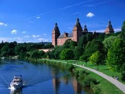 Aschaffenburg, Germany. Use to walk this trail all the time.