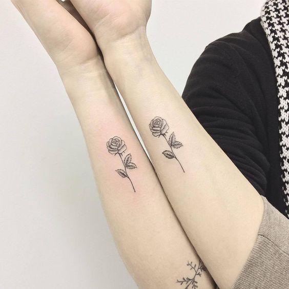 Flower Tattoos Rose Tattoos Beautiful Tattoos Wrist Tattoos Rose Tattoos On Shoulder Tiny Rose Tat Small Rose Tattoo Single Rose Tattoos Tiny Rose Tattoos