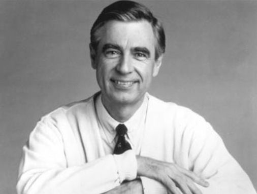 Words of wisdom from Mister Rogers
