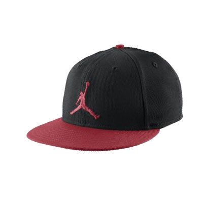 2883909044c Nike Air Jordan Jumpman True Snapback Blk Red Hat New with Tags Mens  28