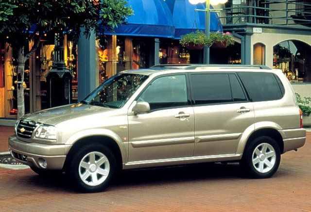 Chevrolet Grand Vitara Xl 7 Carros