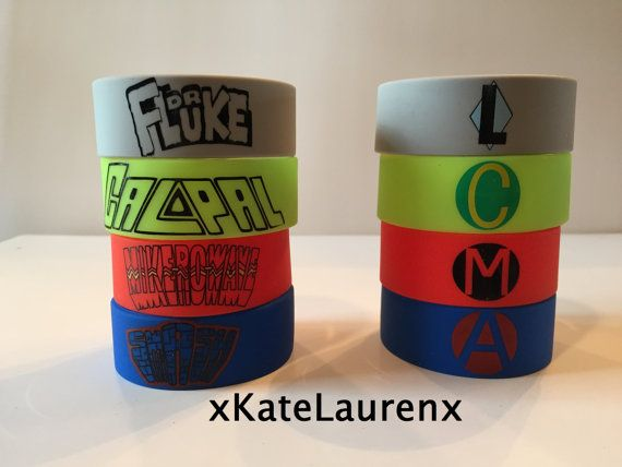 5 Seconds Of Summer Don T Stop All Bracelets By Xkatelaurenx