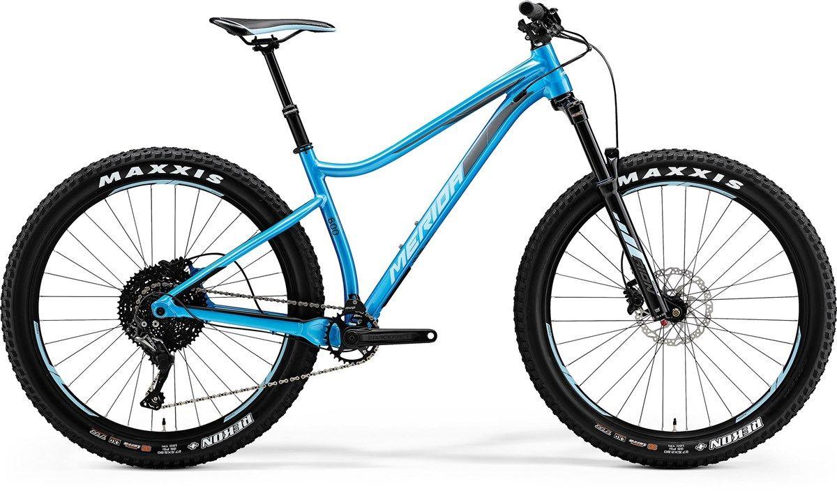 Merida Big Trail 600 27 5 Mountain Bike 2018 Hardtail Mtb