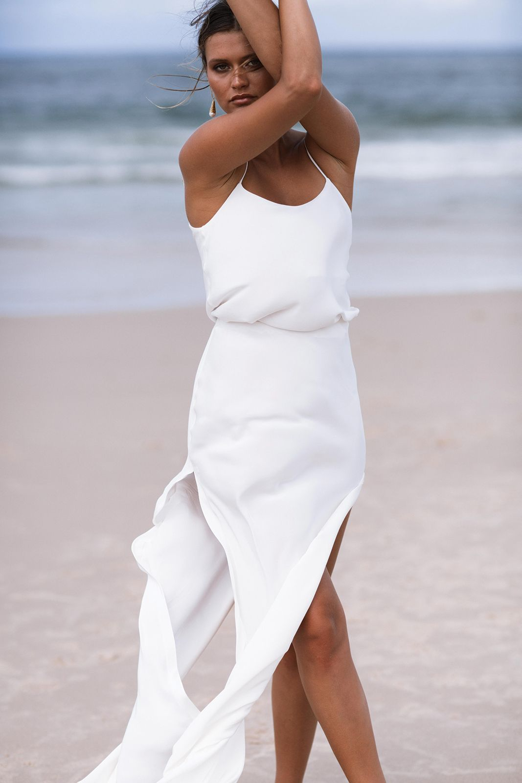 Carolyn kennedy bessette wedding dress  Classic minimalism for the contemporary relaxed bride the Tyne set