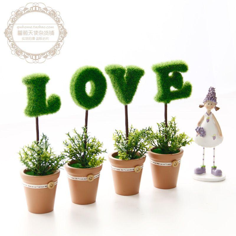 Free shipping,Ailury,For za kka rustic artificial plants bonsai home