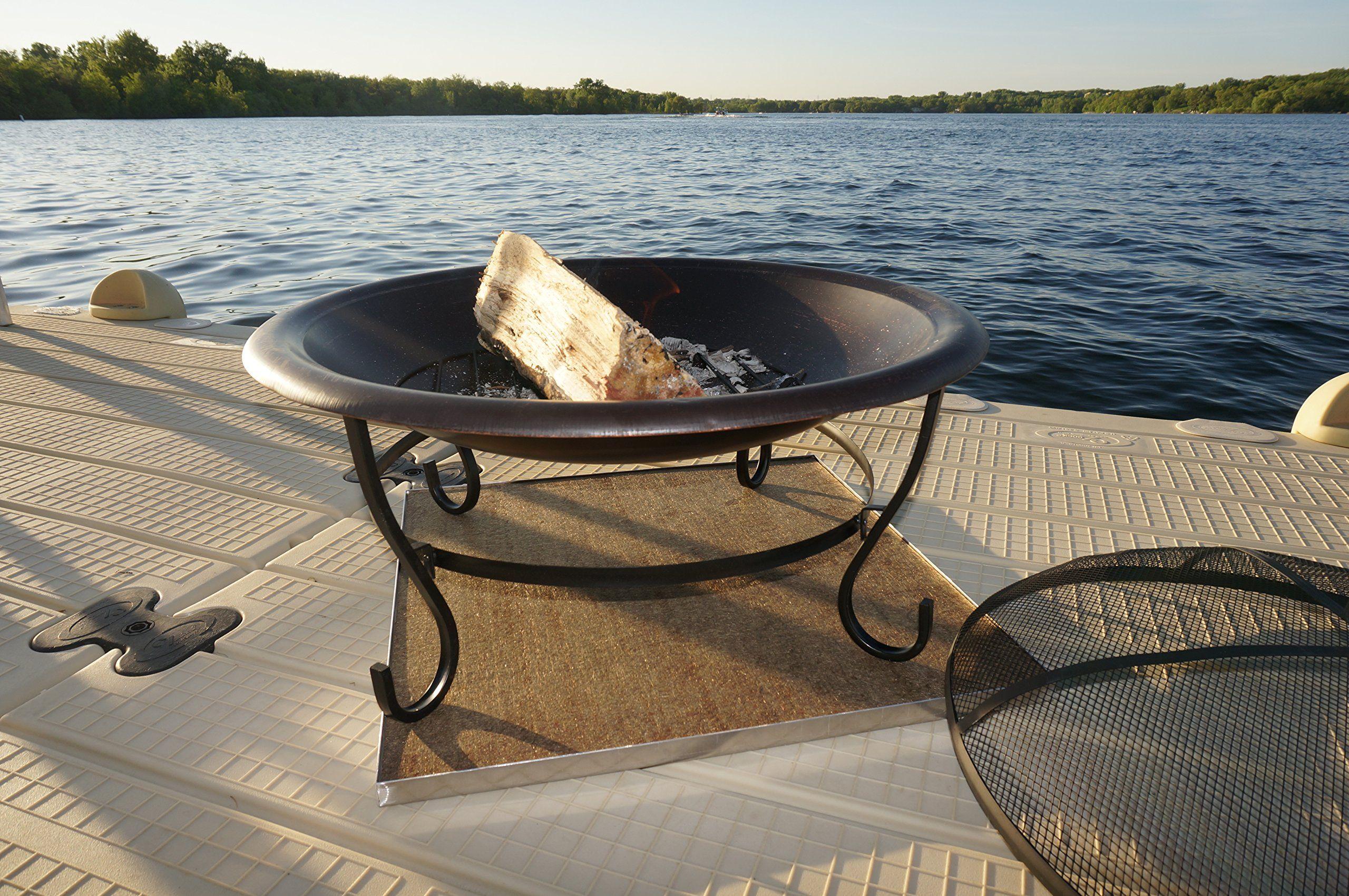 fiberglass home hearth x tan mats round rug half resistant kitchen flame fireproof dp in ca mat amazon
