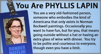 This Phyllis is kewl