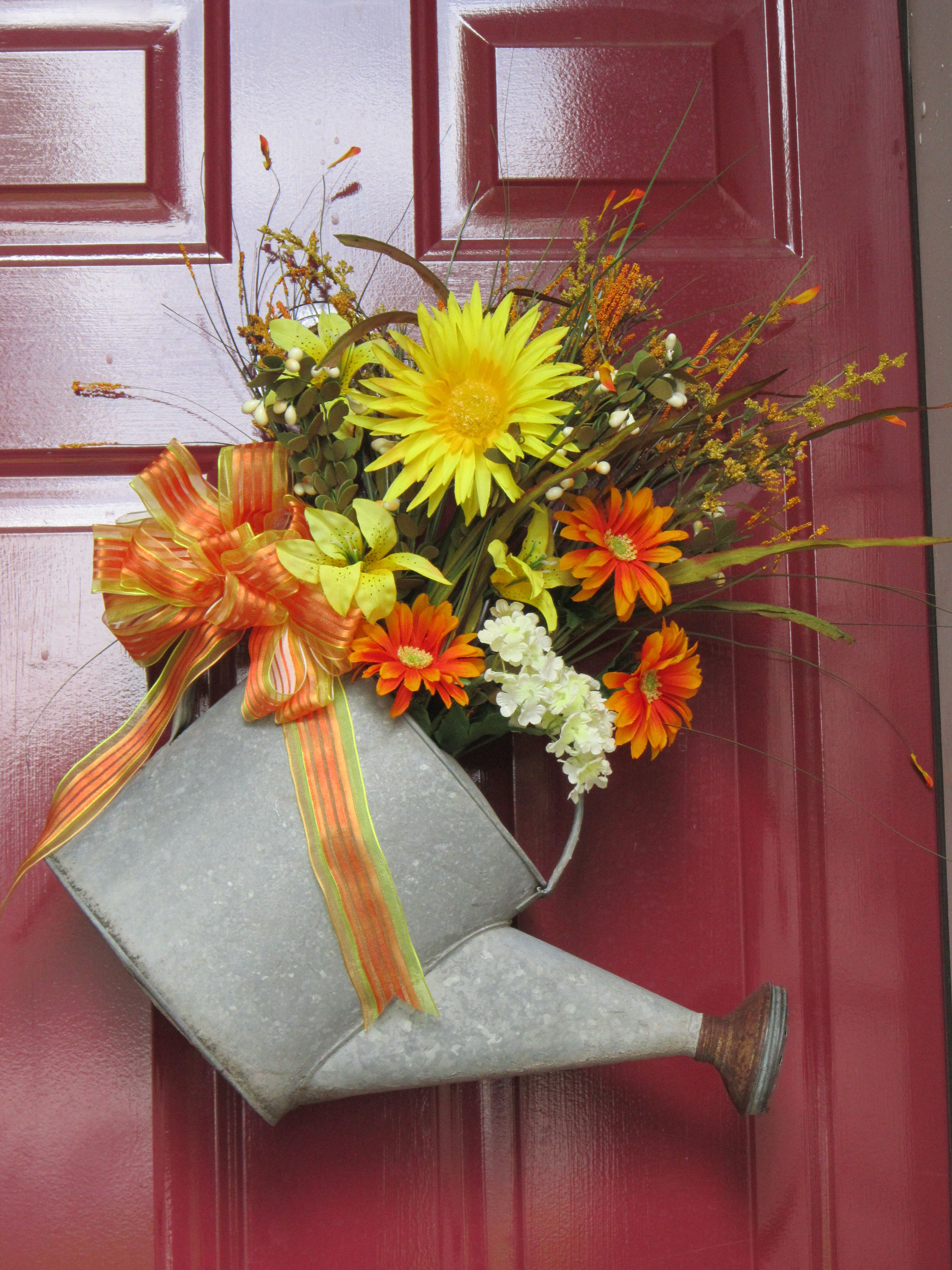 Spring Deco Wreaths