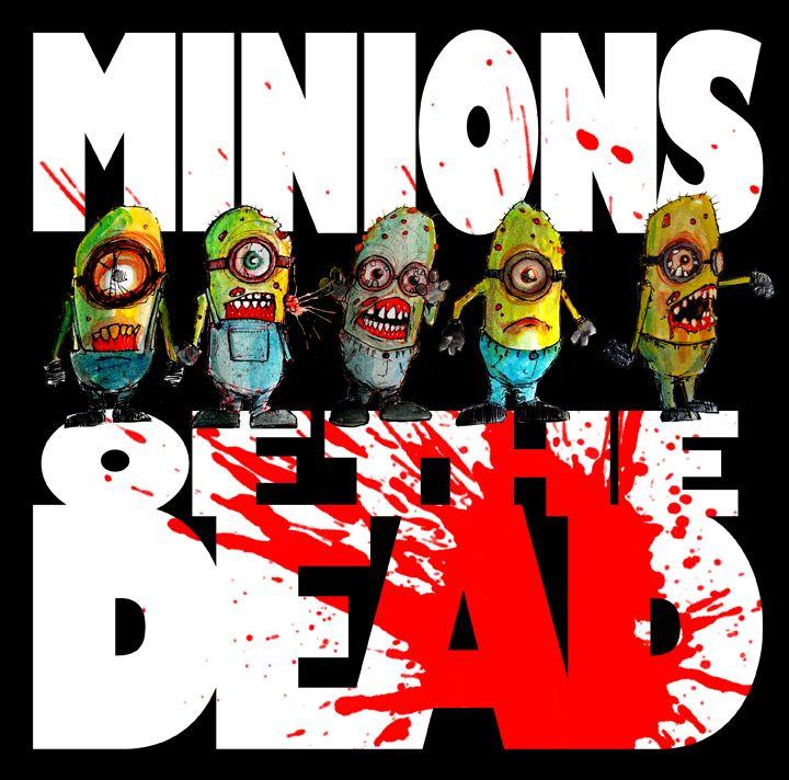 horror minion - Google zoeken