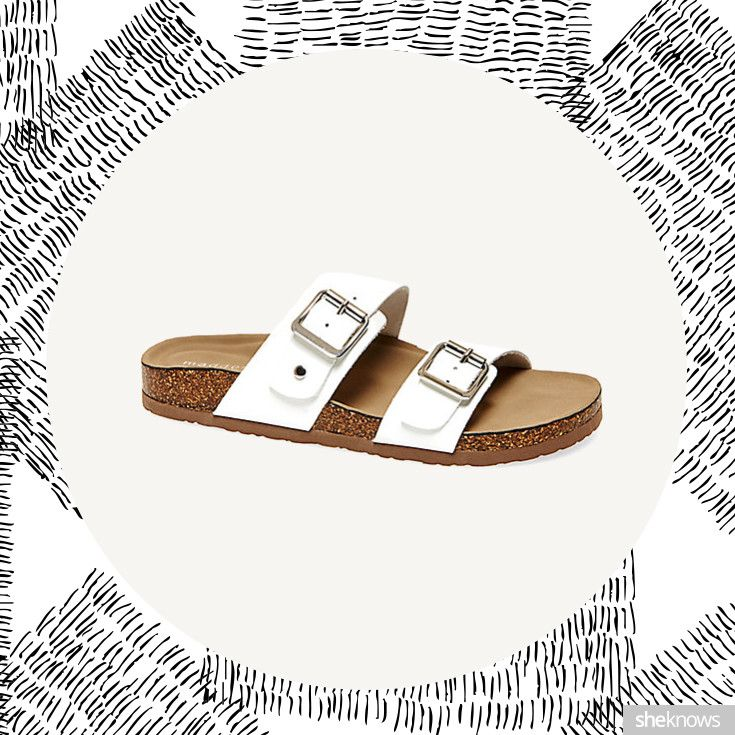 3de140a3b72 16 Birkenstock Look-Alikes You ll Want to Rock This Summer