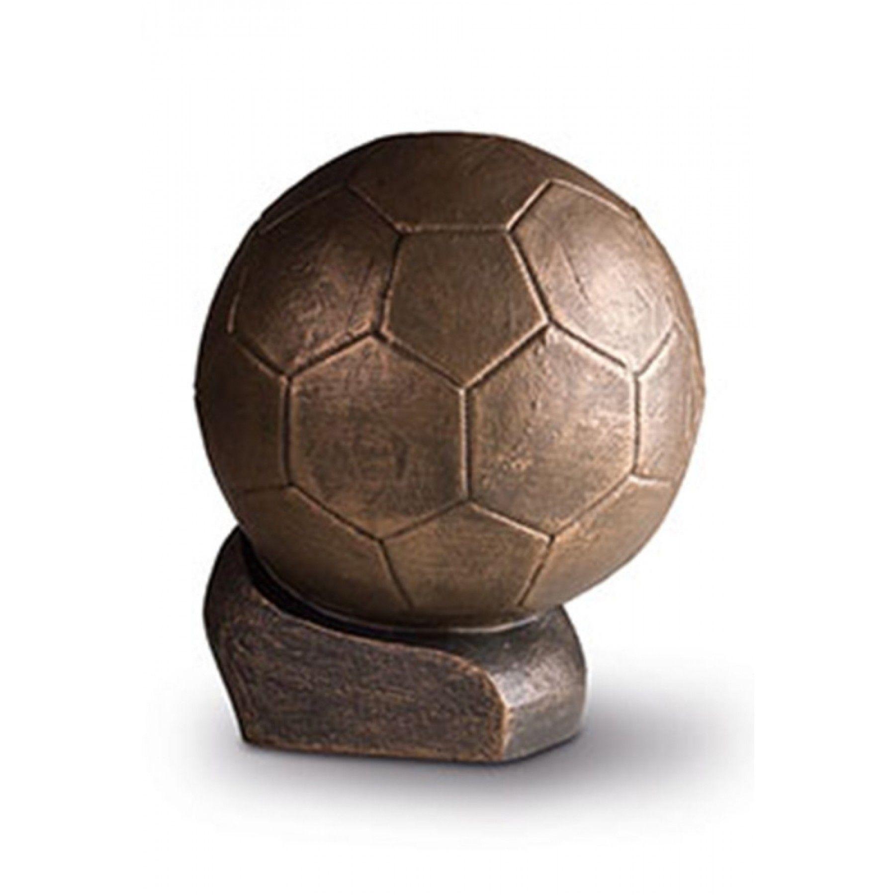 Handgemaakte Urn Door Geert Kunen Voetbal