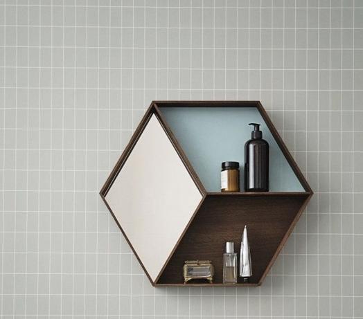 Do It Yourself Home Design: Bathroom Shelves, Home, Home Decor