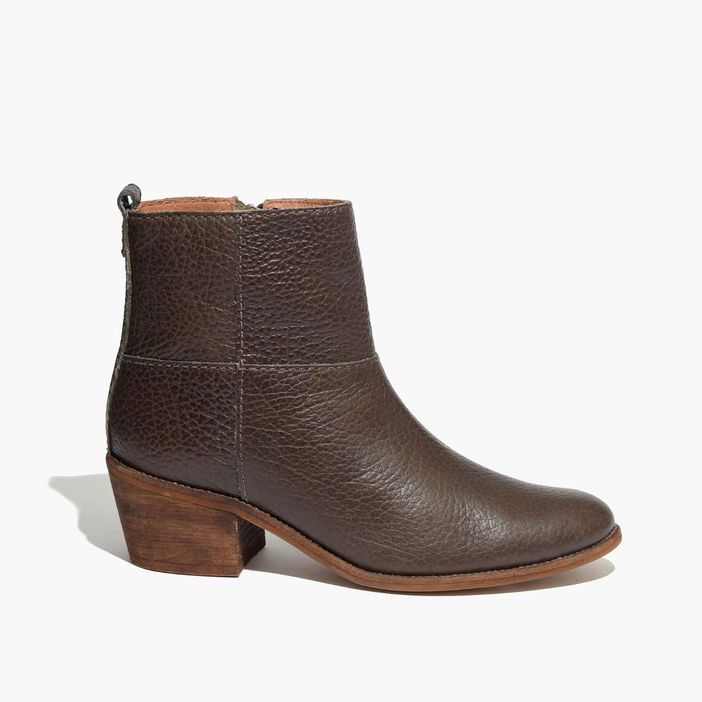NEW  Madewell J. CREW WOMEN   The Perrie Boot item B2070 rock/ Brown 11 $149 #Madewell #Boots