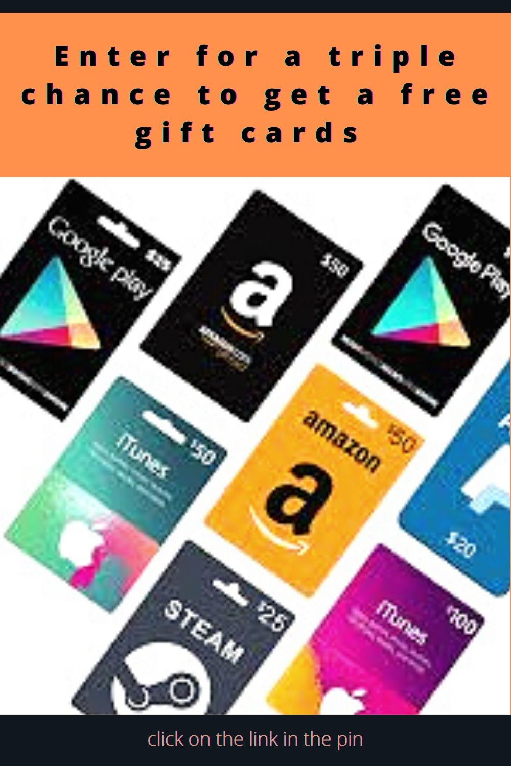 Sweepstake Gift Card In 2021 Google Play Gift Card Roblox Gifts Paypal Gift Card