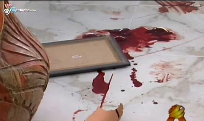 Segundo Teniente Se Quita La Vida Luego De Herir A Su Ex Pareja #Video