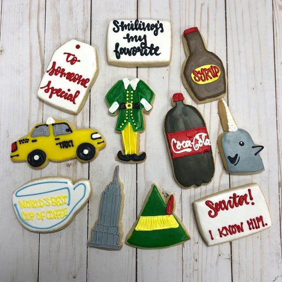 Empire State Building Cookie Cutter/ 3D Printed Cookie Cutter/ New York City/ Landmark Cookie Cutter Empire State Building Cookie Cutter/ 3D Printed Cookie Cutter/ New York City/ Landmark Cookie Cutter Brownie brownie elf hat
