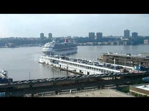 cool Carnival Cruise Departing from Manhattan