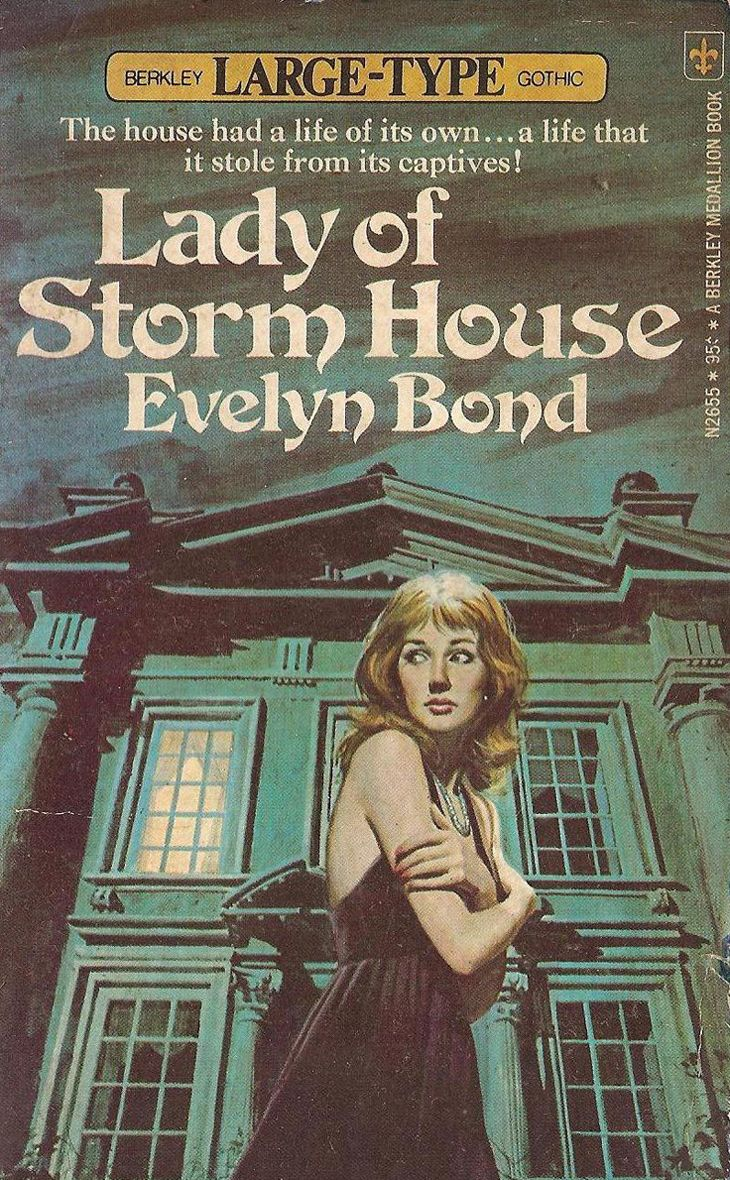 Evelyn Bond: The Lady of Storm House