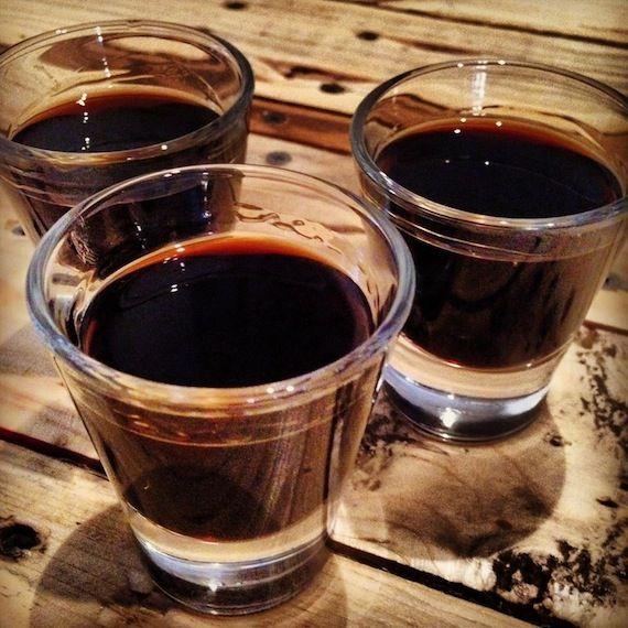 Coffee Tequila Shots   Coffee tequila, Patron xo cafe ...