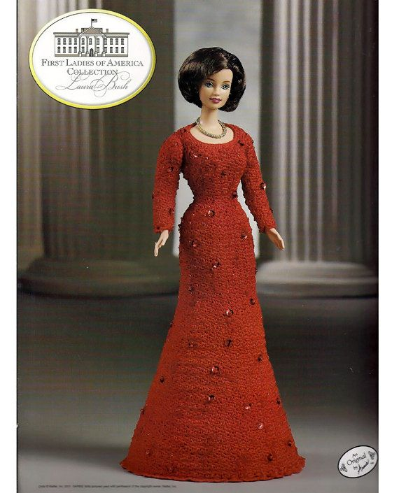 Juliet Outfit for Barbie Doll Annie/'s Film Collection Crochet Pattern NEW RARE