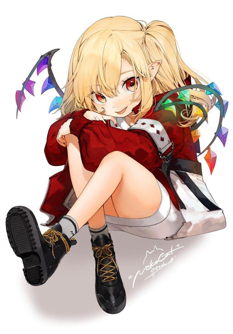 articheskaya godnota おしゃれまとめの人気アイデア pinterest flander scarlet 東方 かわいい 可愛いアニメガール マウンテンパーカー