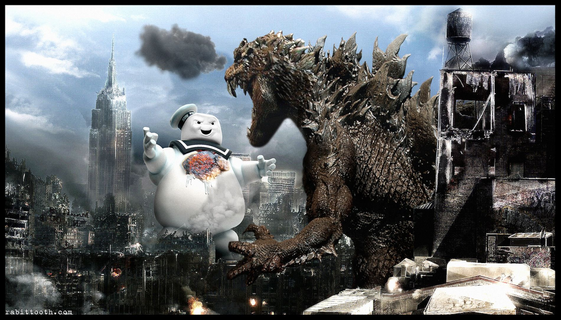Cloverfield Vs Kaiju | www.pixshark.com - Images Galleries ...