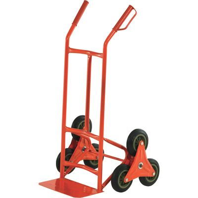 6 wheel stair climbing hand truck $99 | Shopping List