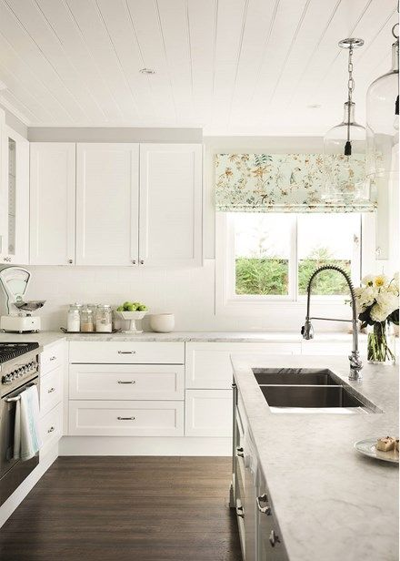 American beauty: State-side style | Cocinas, Interior exterior y ...